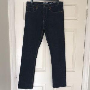 Levi's Denizen Dark Wash 232 Jeans